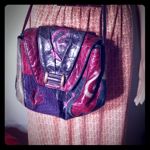 sherif Handbags - Vintage sharif leather purse